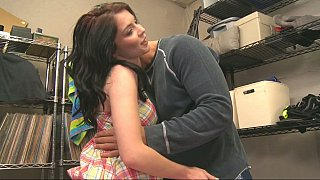 Jessi and Rocco having oral sex