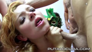 Spanish amateur swallows two dozen loads
