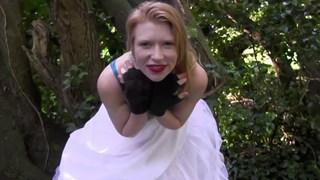 Megan the horny cross country ballerina