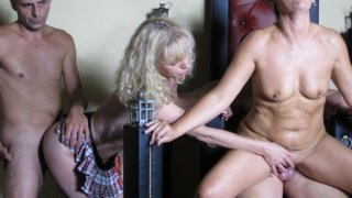 Wife swapping