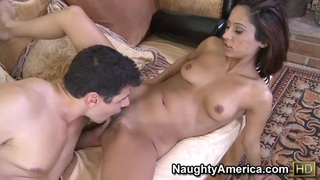 Denis Marti and Reena Sky get wild and horny