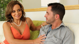 Rebecca Bardoux & Kris Slater in My Friends Hot Mom