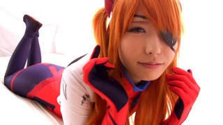 Asuka Swallows The Load And Gets Creampied