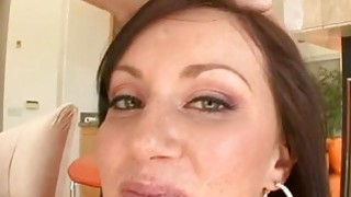 Delicious older darling loves taking on a pecker