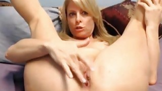 Horny blonde cougar Jessica Rider