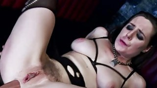 Anal fucking for a transsexual whore