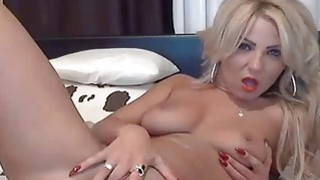 Will beauty blonde mature masturbating on webcam thought differently