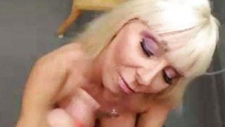 Milf Gets To Where He Works Askin For Cumshot