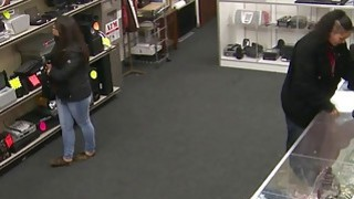 Two Shoplifters Tried To Rip Me Off At The Pawnshop