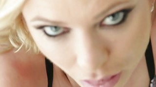 Briana Banks Anal Fisting - Briana Banks In White Sexy Stockings Having Sex HQ Mp4 XXX Video