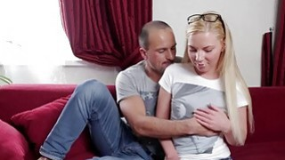 Blonde chavette gets her fanny fucked in art xxx m