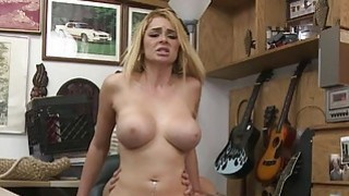 Skyla Novea fucks a pawn dude for money