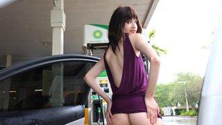 Gorgeous Latina wants revenge on her BF
