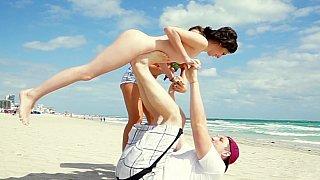 Naked superman challenge