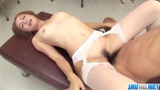 LILA: Impressive solo by sensualRei Furuse in heats