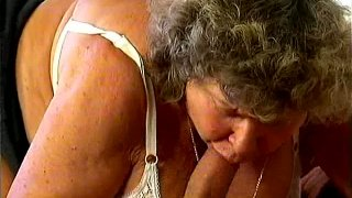 Dirty old fat slut Naomi desires to be banged from behind