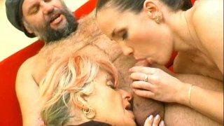 Whroable bitchie Christina Silvia enjoys sucking a stiff hot lollicock