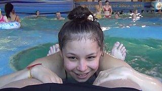 Going Wild In Aqua Park HQ Mp4 XXX Video
