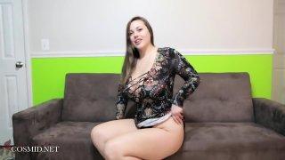 Big Ass And Big Natural Tits